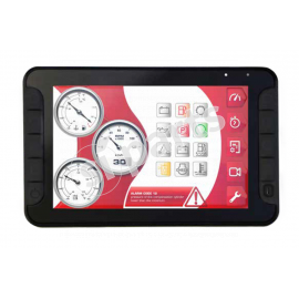 DISPLAY TERA 10 HE WITH KEYS HIGH INDASH