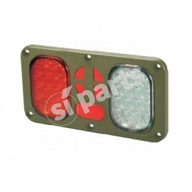 OPTICAL FRAMES FOR MULTI-FUNCTION REAR LAMPS