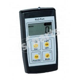 Multi-channel RXDI02 PORT handheld